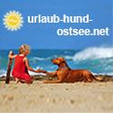 Urlaub mit Hund im Ferienhaus an der Ostsee